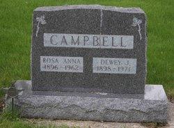 Dewey J. Campbell