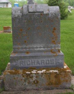 Mary <i>Salisbury</i> Richards