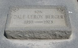 Dale Leroy Berger