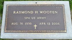 Raymond H. Buddy Wooten