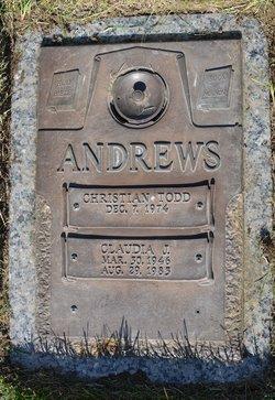 Claudia Jean <i>Hill</i> Andrews
