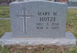 Mary M. Hotze