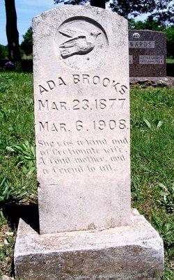 Luada Ada <i>Buck</i> Brooks