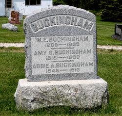 Abby Ann Buckingham