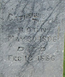 Catherine Cath <i>Baldwin</i> Tuttle