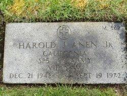Harold James Anen, Jr