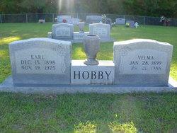 Velma Hobby