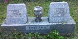 Lillie Grace <i>Morris</i> Toothman