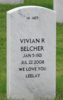 Vivian Ruth <i>Flournoy</i> Belcher