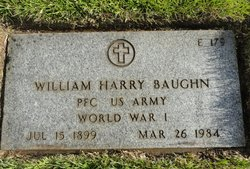 William Harry Baughn