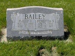 Phillip L Bailey