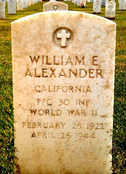 William E Alexander
