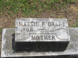 Martha Drake Mattie <i>Boyanton</i> Drane
