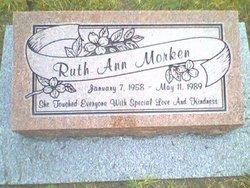 Ruth Ann <i>Parker</i> Morken