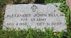 Alexander John Belch