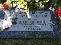 Kevin James Buchman