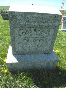 Amos B Glick