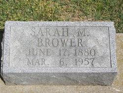 Sarah Margaret <i>Wittenmyer</i> Brower