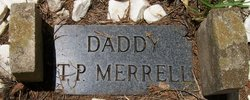 Plessie Tildon T Merrell