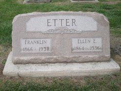Ellen Ella <i>Hocker</i> Etter