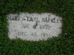Harry Earl Barkley