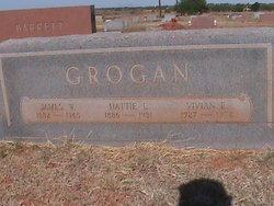 Hattie Leona <i>Arwood</i> Grogan