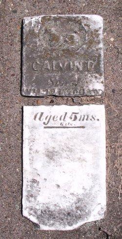 Calvin D. Unknown
