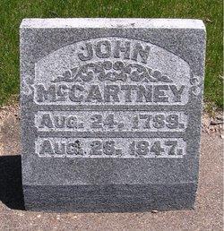 John McCartney
