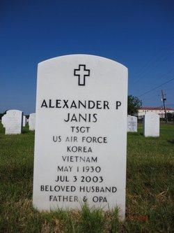 Alexander P Janis
