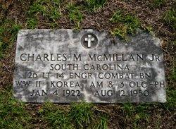 Lieut Charles Mann McMillan, Jr