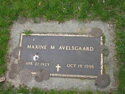 Maxine Mardelle <i>Abear</i> Avelsgaard