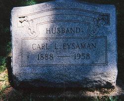 Carl L. Eysaman