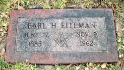 Earl Harry Eiteman