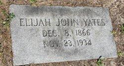 Elijah John Yates