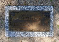 Alma Delilah <i>Thompson</i> Cox