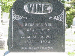 Frederick Vine