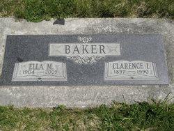 Ella Margaret <i>Doolittle</i> Baker