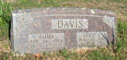Lewis Edward Davis