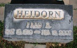 Fred H Heidorn