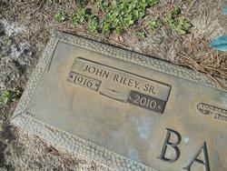 John Riley Bass, Sr
