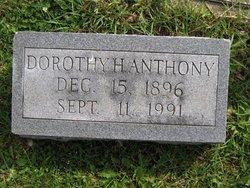Dorothy H Anthony