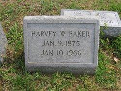 Harvey W Baker