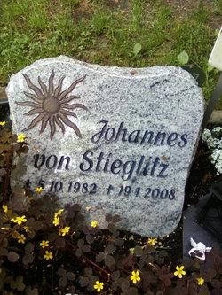 Johannes von Stieglitz