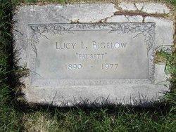 Lucy L. Fausett Bigelow