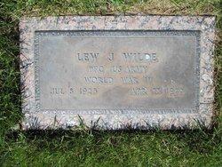 Lew J. Wilde