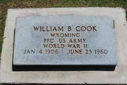 PFC William Brown Cook