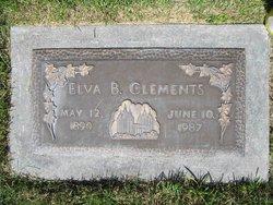 Elva B. Clements