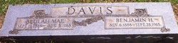 Benjamin Harrison Davis