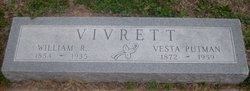 Vesta Lee <i>Putman</i> Vivrett