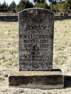 Dennis Wilton Brown